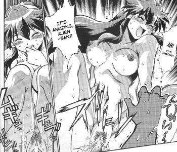 Good Vandread hentai, yesss !