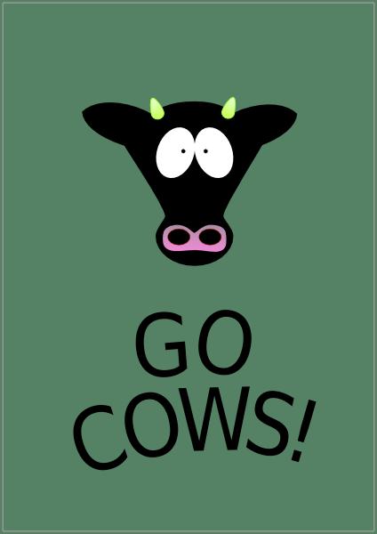 GO COWS !!