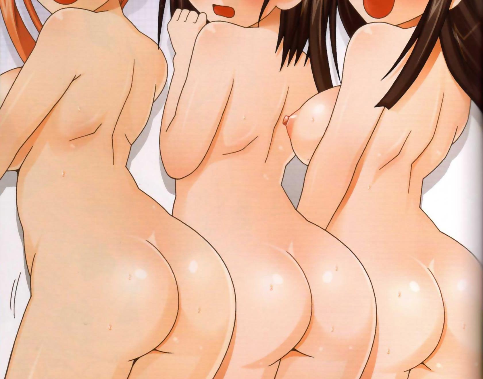 Consider, that Hentai pics of negima final