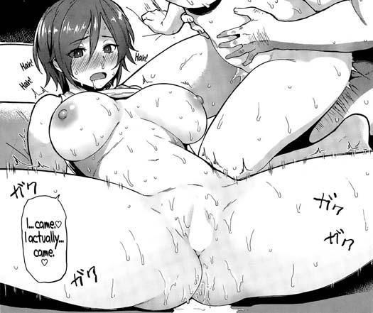 Mrs. fisher's Doujinshi english comic hentai have her