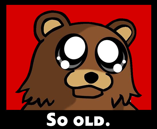 Pedobear disapproves, but me, I don't :D
