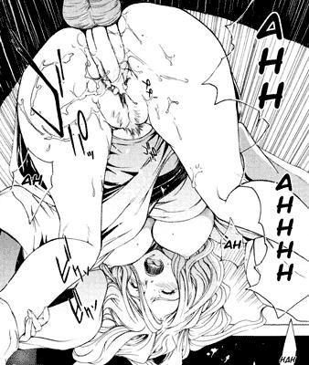 A historical battle hentai manga, woot !