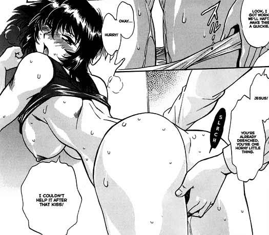 HNNG! Those curves ! O_o