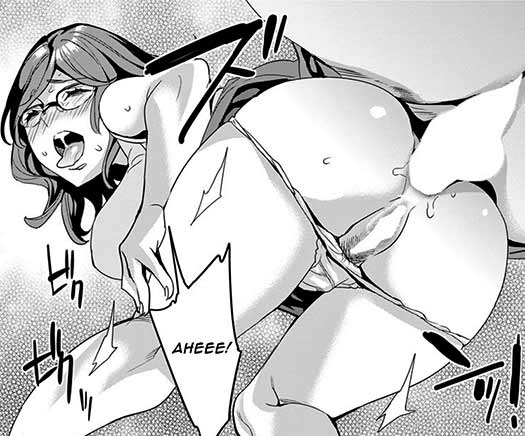 About this censorship, there's still one good side, the man's balls are censored. See, focus on the good points :D
